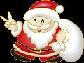 神戸・北野異人館の名物サンタお目見えしました今年は誰 ?
