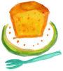 簡単ホットケーキミックスで作るバナナパウンドケーキ