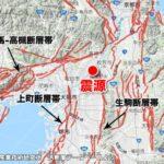 大阪北部地震・続く余震 ・・・