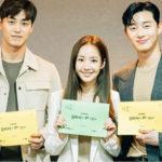 韓国ドラマ「キム秘書がなぜそうか」視聴開始です