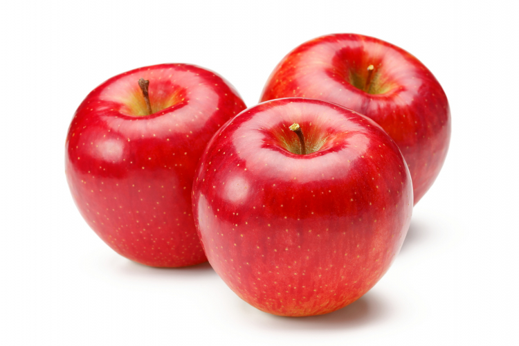 旬のりんごのパワーで血管と腸を健康的に! そしてスマートな身体に!